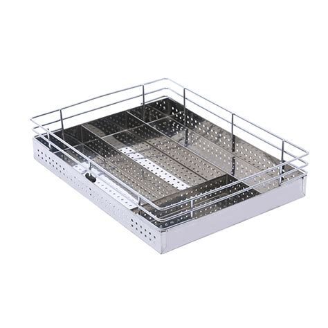 Kitchen Basket by Sheet Cutlery Basket 4 Height X 15 Width X 20 Depth