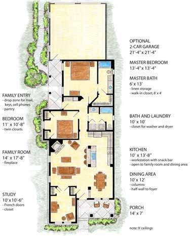 shotgun house plan houseplans on pinterest shotgun house shotguns and new