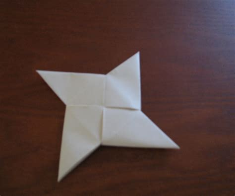 Throwing Origami - origami 3