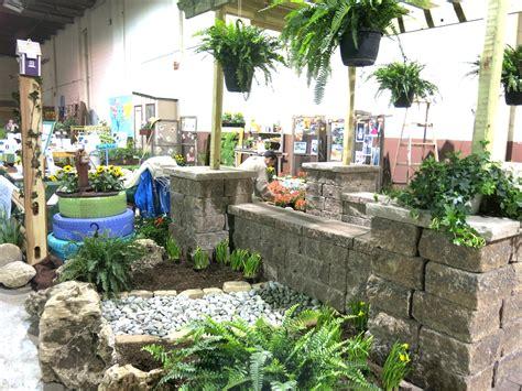 qcca expo center opens flower  garden show  weekend