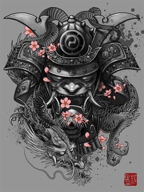 tattoo demon yakuza awesome tattoos for men and women pinteres