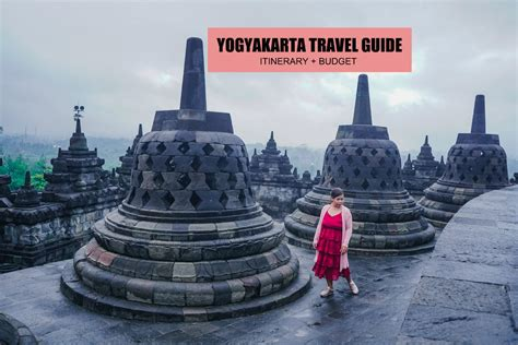 yogyakarta travel guide itinerary budget