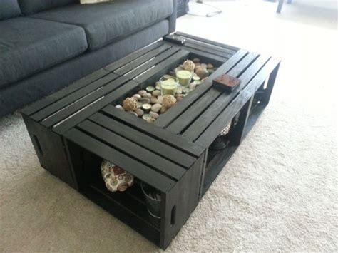 4 crate coffee table best 25 crate coffee tables ideas on wooden