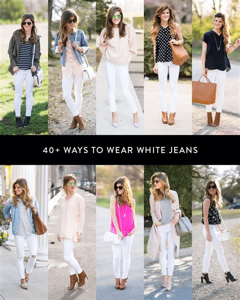 what to wear with light pink pants what to wear with white jeans everything you need to know
