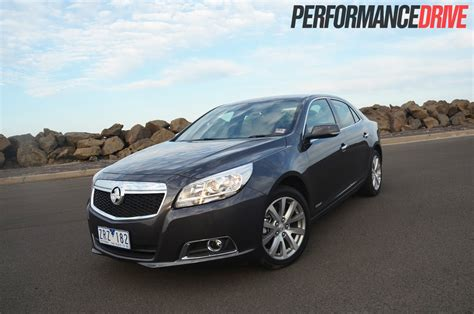 opel malibu 2014 holden malibu cdx review performancedrive