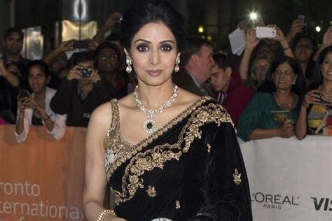 sridevi death sridevi dead at 54 here is a look at her journey the