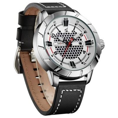 weide universe series quartz leather water
