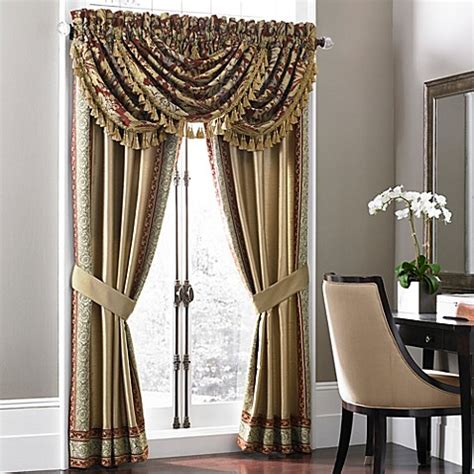 croscill fresco window treatment bed bath