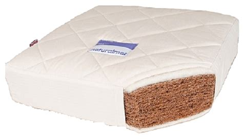 mat coco organic childrens bed mattress