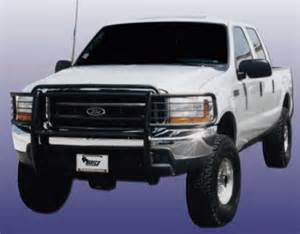ford f250 superduty aries grille guard 1pc by aries