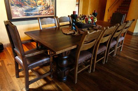 Mexican Dining Room Furniture Furniture Winsome Mexican Style Dining Room Tables Modern Igf Usa