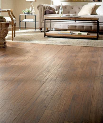 Distressed Brown Hickory Laminate Flooring - home decorators distressed brown hickory
