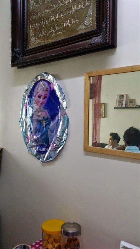 Sale Balon Foil Frozen Mirror 2 Side my crap sheet babycakes frozen themed advanced birthday