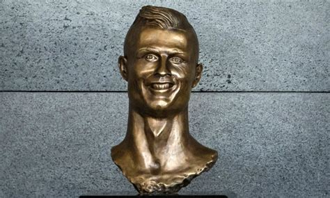 Jesus Drawing Meme - artist who sculpted creepy ronaldo statue cites jesus in