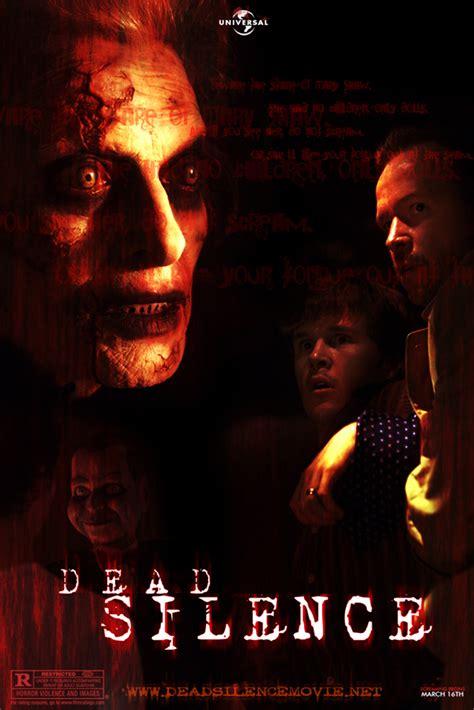 dead silence 214 l 252 dead silence poster by dizzy miro on deviantart