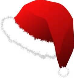 Free vector santa claus hat clip art 113394 santa claus hat clip art