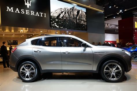 maserati suv iaa 2011 maserati s jeep based but ferrari powered kubang