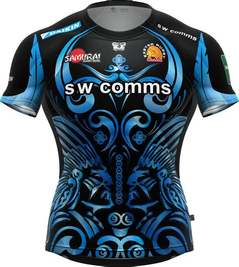 design rugby jersey malaysia the exeter chiefs iconix erc lv cup home shirt voted