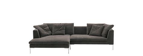 sofa charles large b b italia design by antonio citterio