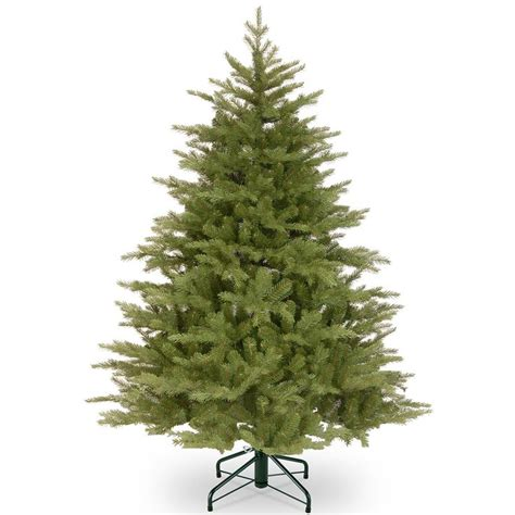 5 5ft nordic spruce feel real memory shape artificial