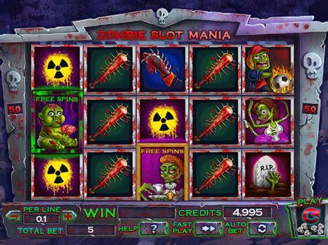 zombie slot mania slot machine play   game slotucom