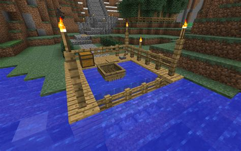 minecraft boat dock redstone minecraft boat dock about dock photos mtgimage org