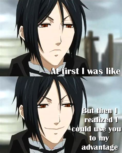 Black Butler Memes - anime memes black butler images