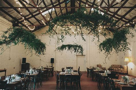 Wedding Anniversary Ideas In Melbourne by Australian Warehouse Wedding Venues Nouba Au
