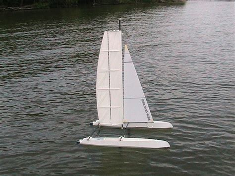 catamaran model wingsail catamaran model boat design net gallery