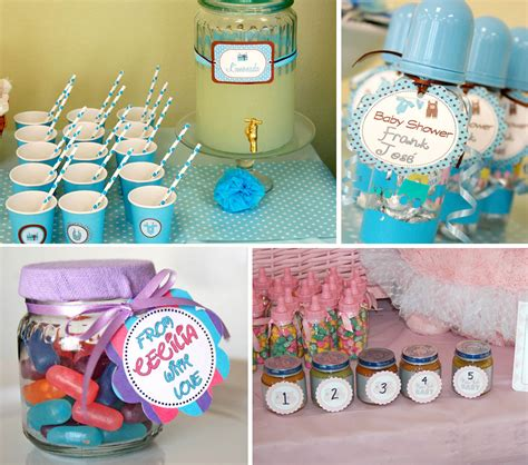 Or Baby Shower by Ideas Para Decorar Para Un Baby Shower Imagui