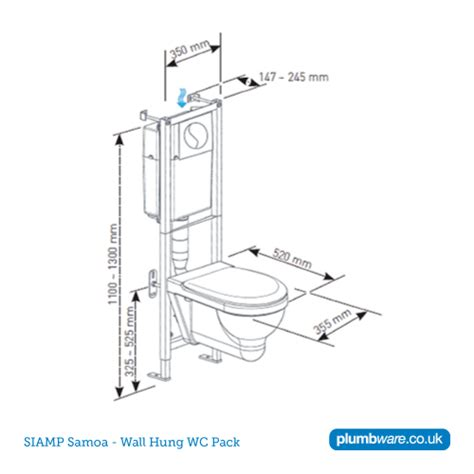 plumbware co uk concealed toilet cistern with dual flush