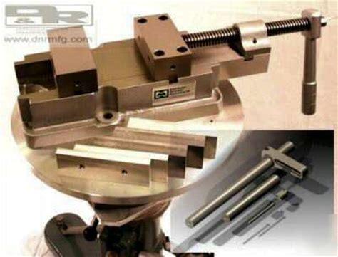 soft jaws kit  kr machine vise  manual cnc mill