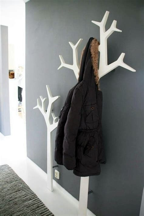 coat hook ideas 40 cool and creative diy coat rack ideas bored art