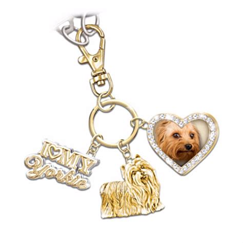 yorkie chain yorkie gifts by yuckles