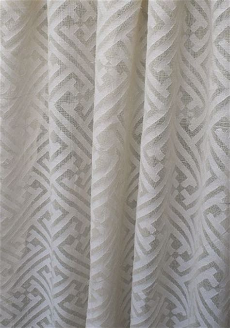 geometric pattern sheer curtains 13 best images about curtains on pinterest window