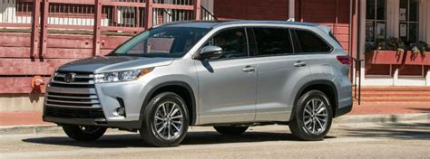 How Much Is A Toyota Highlander How Much Will 2017 Toyota Highlander Trim Levels Cost