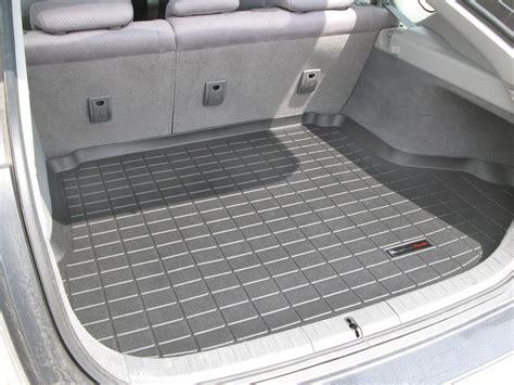 2008 Toyota Prius Floor Mats by Weathertech Cargo Liner Black Weathertech Floor Mats Wt40268