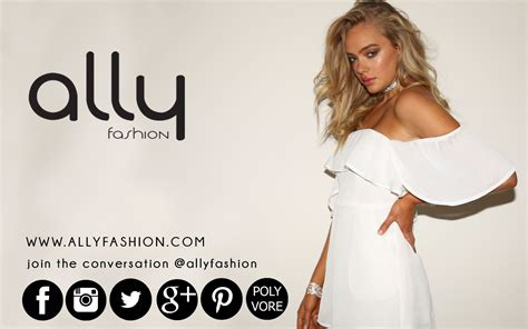 New Arrival Fashion meet the retailer ally fashion the pines