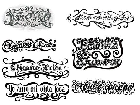 tattoo font ideas lettering designs by thehoundofulster on deviantart