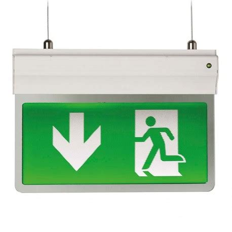 Tessa 3in1 Semi Premium ansell eagle 3 in 1 led exit sign 2 5w led white