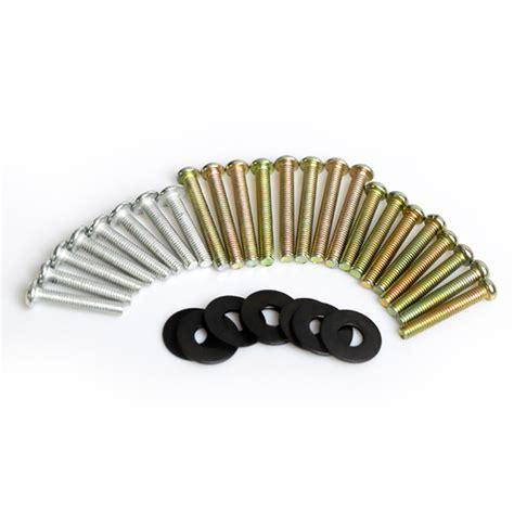 Door Knob Set Screws by 5x 10x 40mm Glass Door Knobs Handle