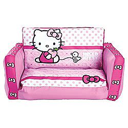 hello kitty flip out sofa buy hello kitty inflatable flip out sofa from our kid s