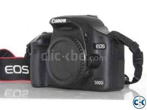 canon 500d price eos canon 500d dslr only clickbd
