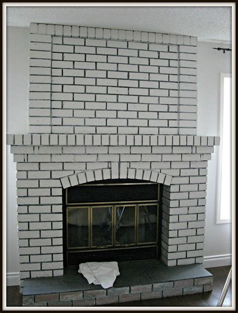 Fireplace Tile Grout by Creating Domestic Bliss White Fireplace