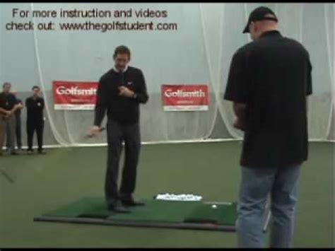 hank haney golf swing hank haney golf instruction swing plane mp4 youtube