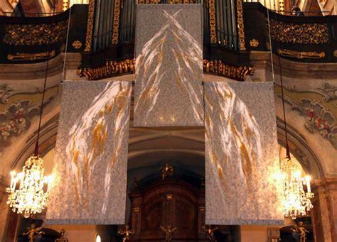 in caritatis textilkunstwerk porta caritatis im dom st p 246 lten