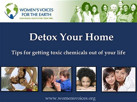 Detox Your House by Detox Your Home S Voices For The Earth