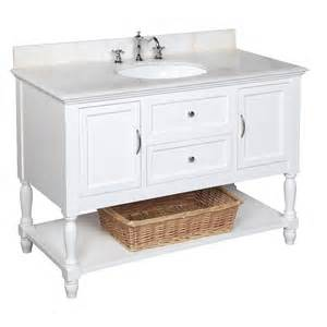 kitchen bath collection kbc beverly 48 quot single bathroom vanity set reviews wayfair