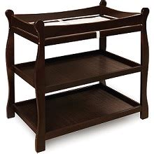 Badger Basket Changing Table Espresso Shop Changing Tables And Dressers For Baby With An Espresso Or Espresso Cherry Finish Drawers