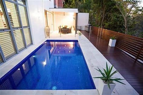 Kolam Minimalis Kecil 10 desain kolam renang minimalis kecil pada rumah pribadi